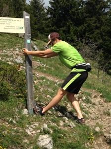 mollet montagne etirement entrainement trail ski alpi coach séance
