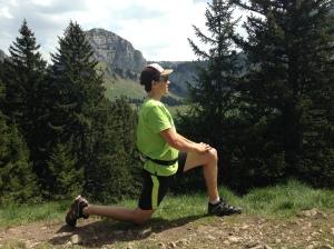 psoas illiaque etirements entrainement trail ski alpi coach séance