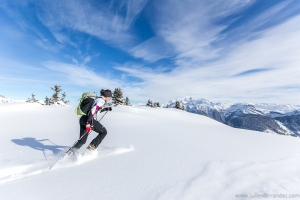 tanya naville arches beaufort neige sac camp x3 ski random alpi raid pasquedescollants montagne