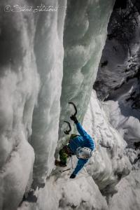 cascade norvege glace léo normandie expédition CAF alpinisme