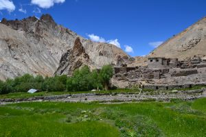 nubra valley vallée ladakh Trek au ladakh / www.pasquedescollant.com