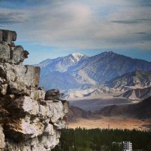 Inde ladakh voyage trek 2013 Nubra photo paysage