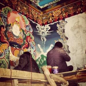 boudisme Inde ladakh voyage trek 2013 Nubra photo Trek au ladakh - / www.pasquedescollant.com