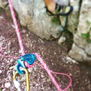 camp matik escalade slovenie test voyage montagne grimpe falaise