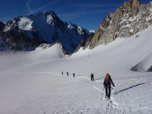 GAF74 groupe alpinisme féminin CAF montagne filles