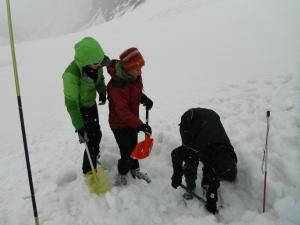 filles ski-alpinisme