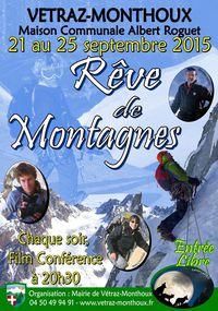 reve montagne festival film montagne haute-savoie vetraz monthoux