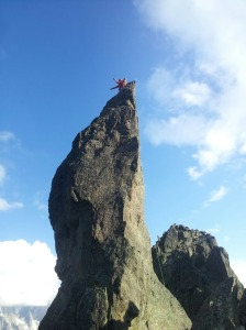 alpinisme féminin sport
