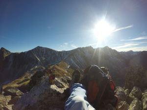 sac montagne randonnée