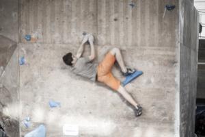 Bloc escalade activites montagne sport outdoor