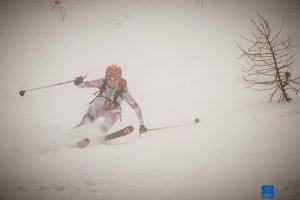 coupe du monde compétition ski-alpinisme course