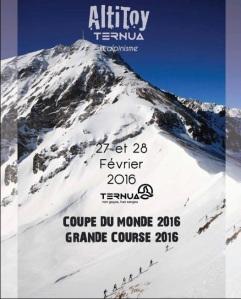 Altitoy course ski alpinisme Pyrénées ski rando compétition