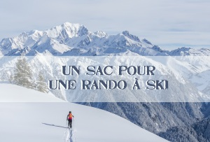 un sac pour une rando à ski ski de rando areche http://pasquedescollants.wordpress.com