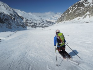 ski alpi glacier vidéo vallée blanche http://pasquedescollants.wordpress.com