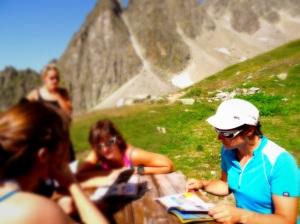 Aujourd'hui la Team On est pas que des collants rencontre Marion POITEVIN, grand nom de l'alpinisme féminin pour discuter entrainement et préparation physique.
