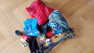 """sac trail fille """"on n'est pas que des collants"""" blog f-outdoor féminin"""