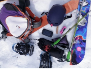GRAVITY LADIES GLISSE SNOWBOARD FILLE BLOG OUTDOOR SPORT MONTAGNE FEMININ http://pasquedescollants.wordpress.com