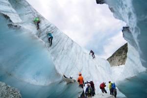 alpinisme chamonix Grand parcours montagne mont-blanc CAF