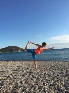 interview de Lalie Chochon professeur de yoga dans le chablais / http://pasquedescollants.wordpress.com