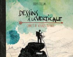 Livre dessins à la verticale - sélection de livre de montagnepour l'été