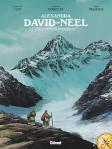 Alexandra neel les chemins de Lhassa - Bande dessinée- sélection de livre de montagnepour l'été