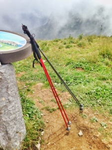 test batons xenon trek camp