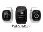 Test polar M400