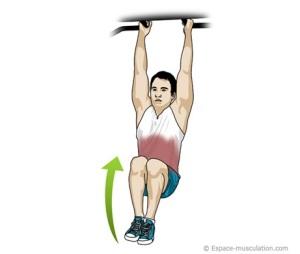 séance d'entrainement Laetitia Roux préparation physique