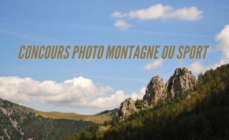 concours photo sport outdoor et montagne
