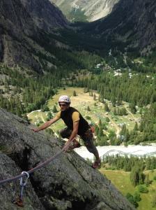 carnet d'escapade week-end hautes-alpes escalade