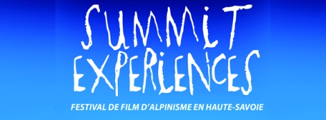 affiche SUMMIT EXPERIENCES- Festival de films d'alpinisme en Haute-Savoie by CAMP